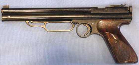 crosman airgun model 2100 manual