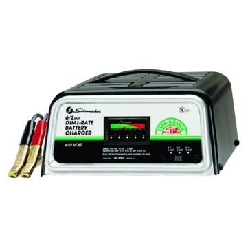 12v manual battery charger for e tank