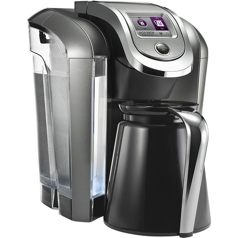 keurig single coffee maker manual
