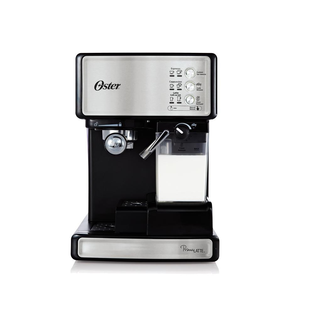 oster prima latte espresso maker manual
