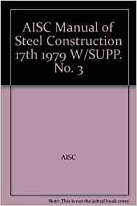 aisc steel manual 13th edition pdf free download