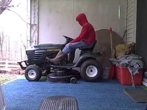 yardman 15 hp riding mower manual