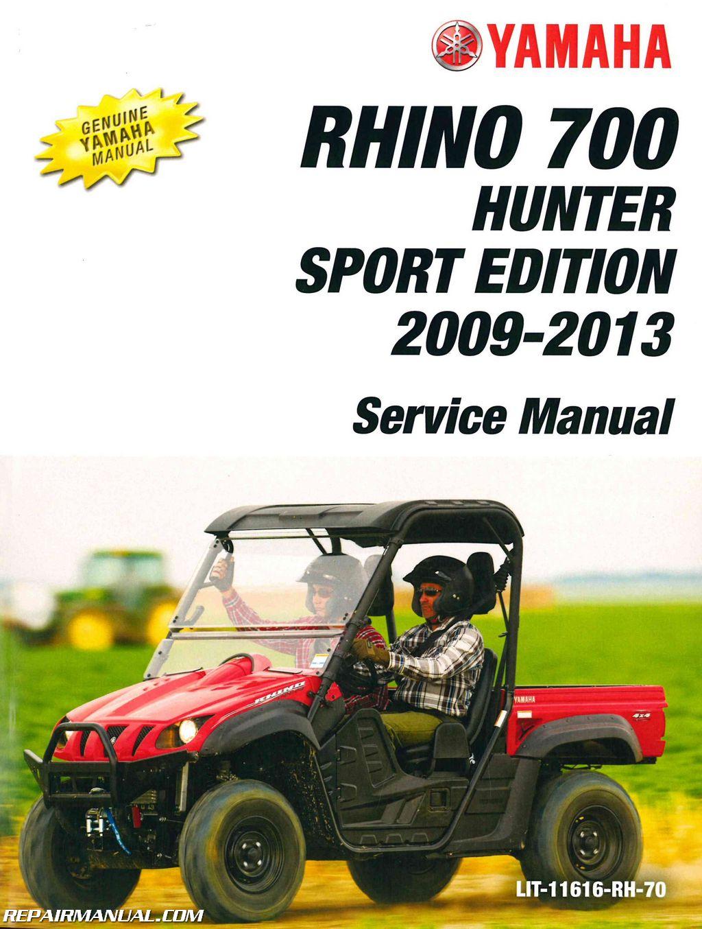 2006 yamaha grizzly 700 manual