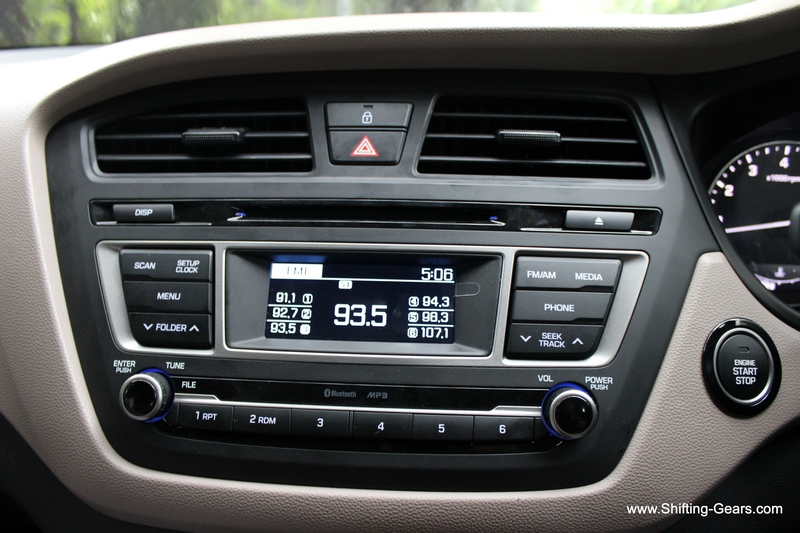 hyundai i20 audio system manual