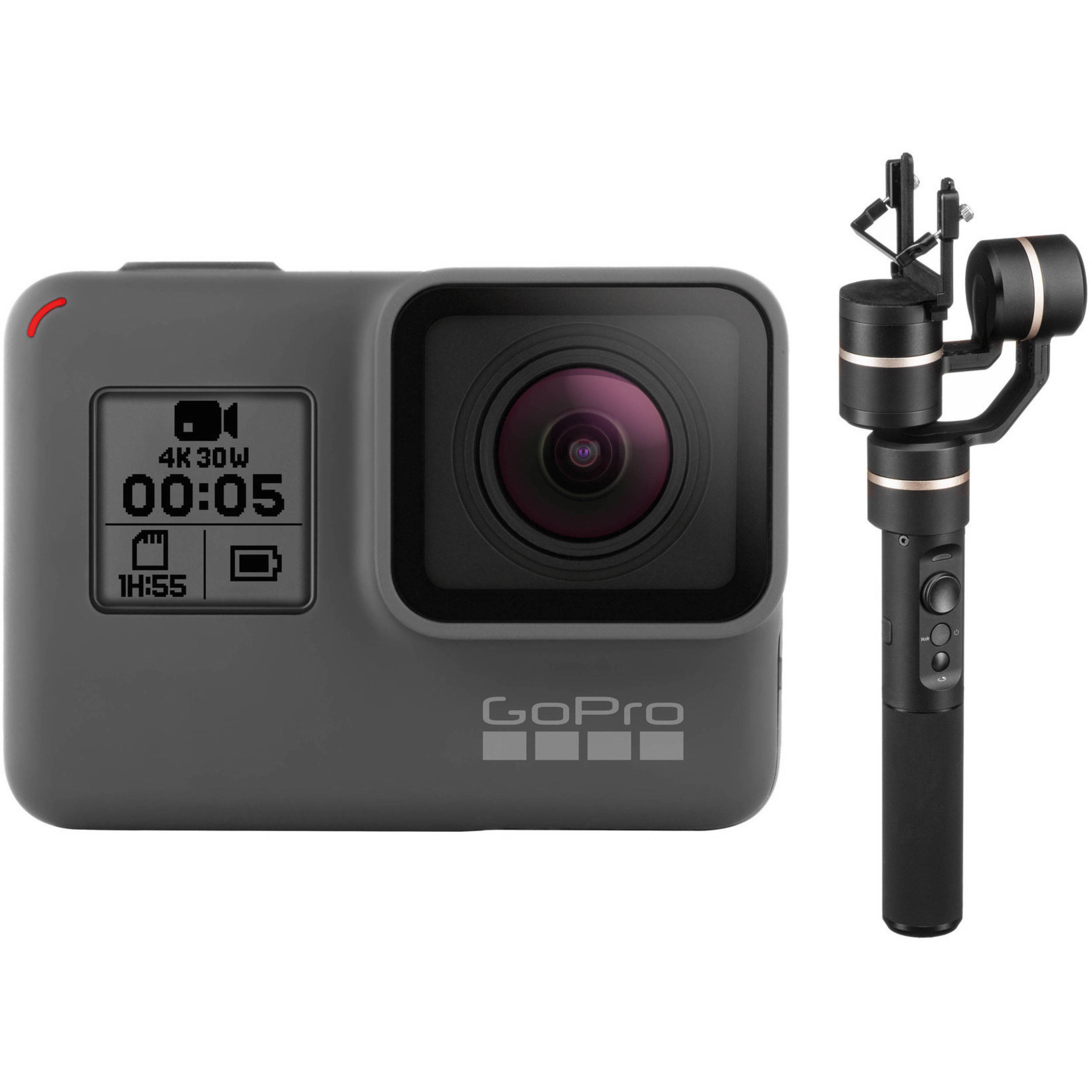 how to manually update gopro hero 5
