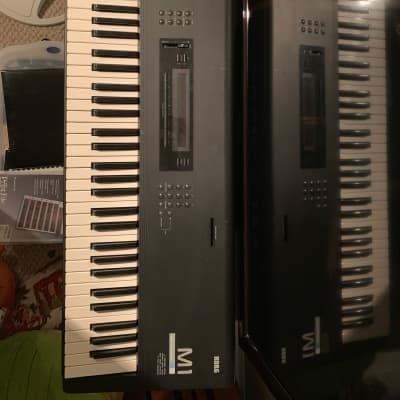korg m1 music workstation manual