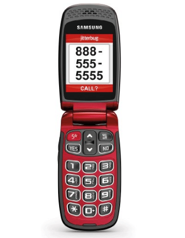 manual for jethro senor phone