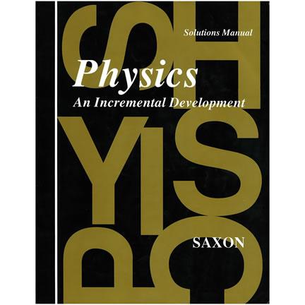 teacher manual high school physics