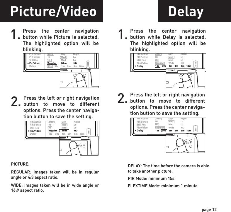 innovations ltd wildgame manual tr8i1ct2-7