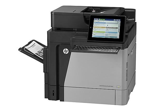 hp laserjet enterprise flow mfp m630 manual