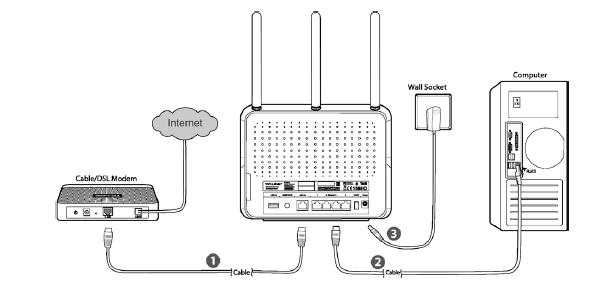 tp link ac1750 manual setup