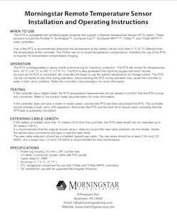 morningstar tristar mppt 45 manual download