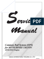 mitsubishi triton service manual pdf