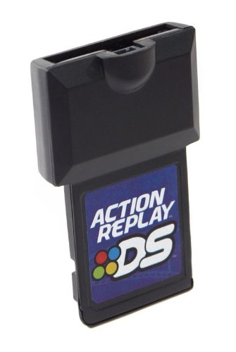 how to enter action replay codes on dsi manually