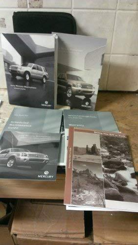 2004 mercury mountaineer parts manual
