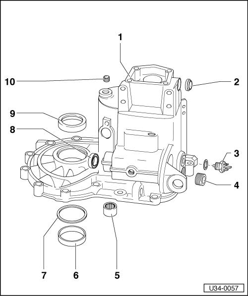 transmission manual fluid vw mk1