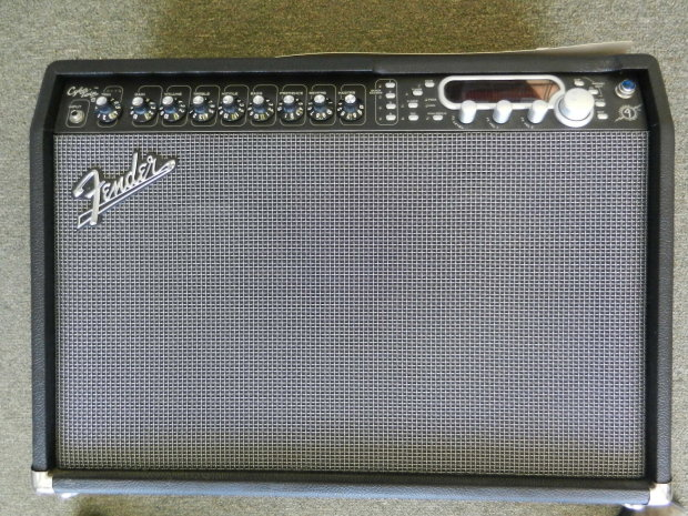 fender cyber deluxe owners manual