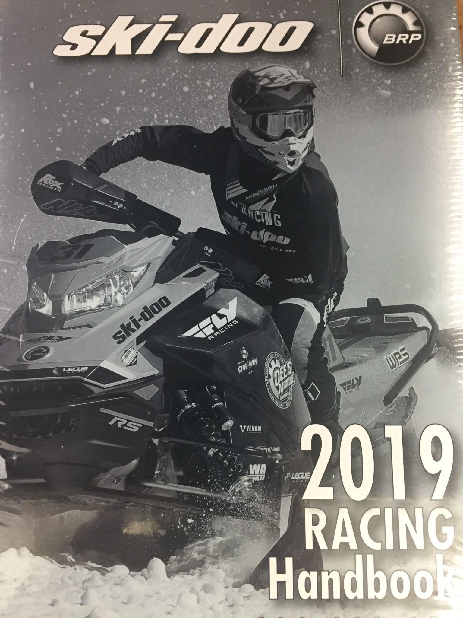 vintage ski doo service manual