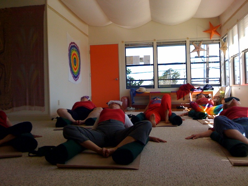 restorative yoga teacher training manual