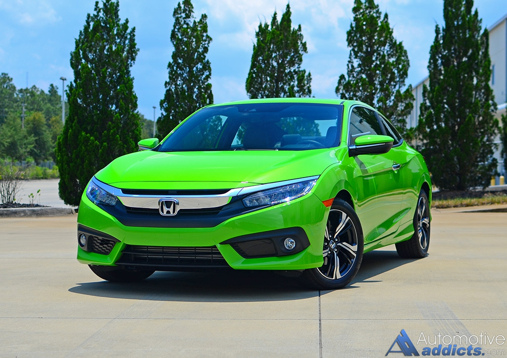 honda civic coupe manual 2016 review