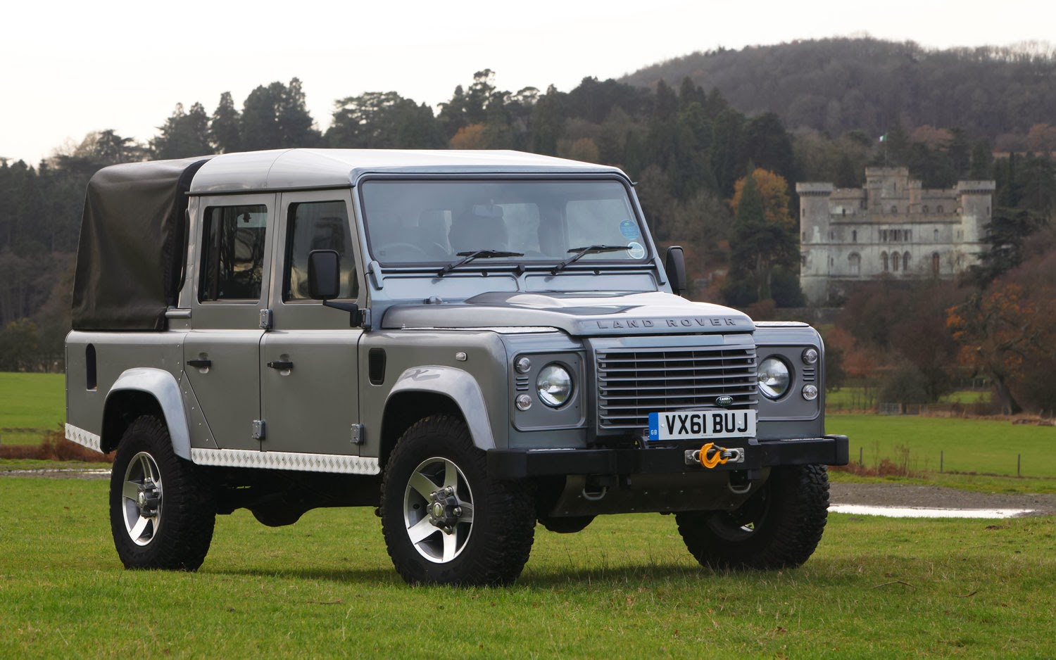 land rover defender 2015 owners manual