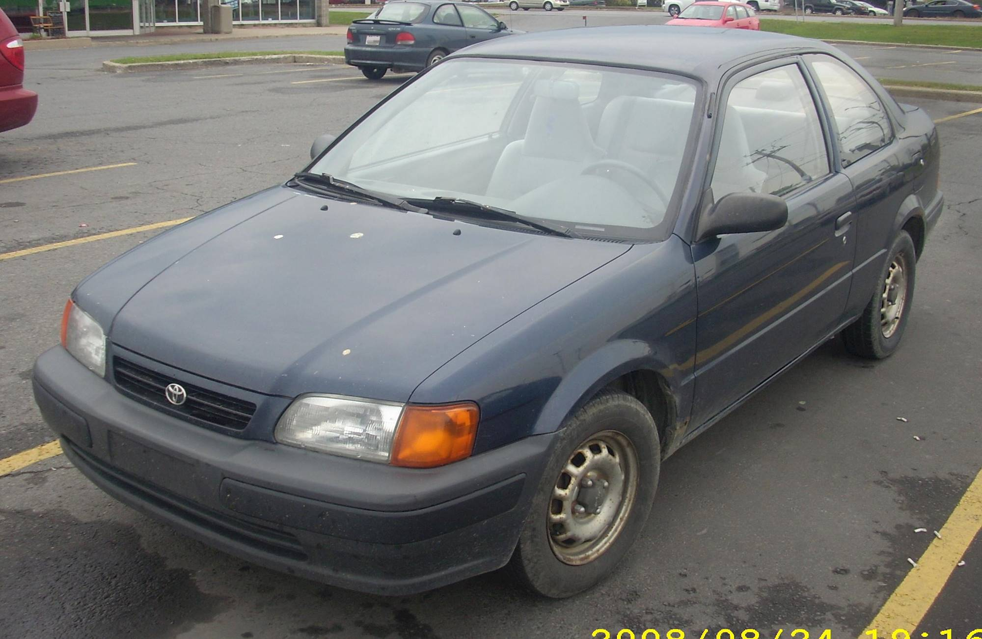 repair manual toyota tercel 1995