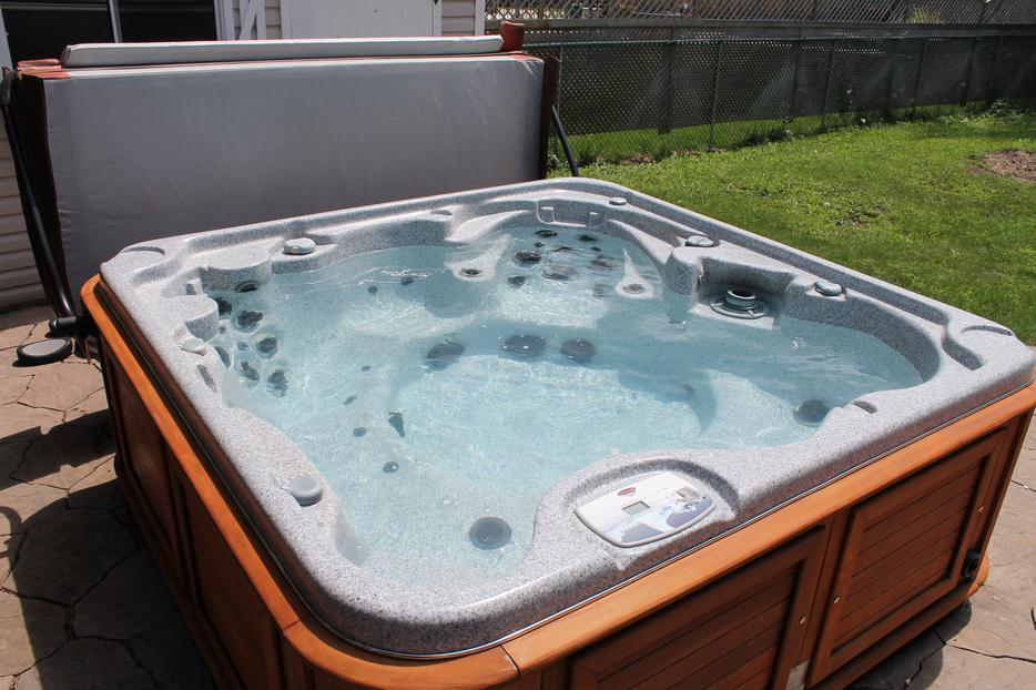 yukon arctic spa hot tub manual