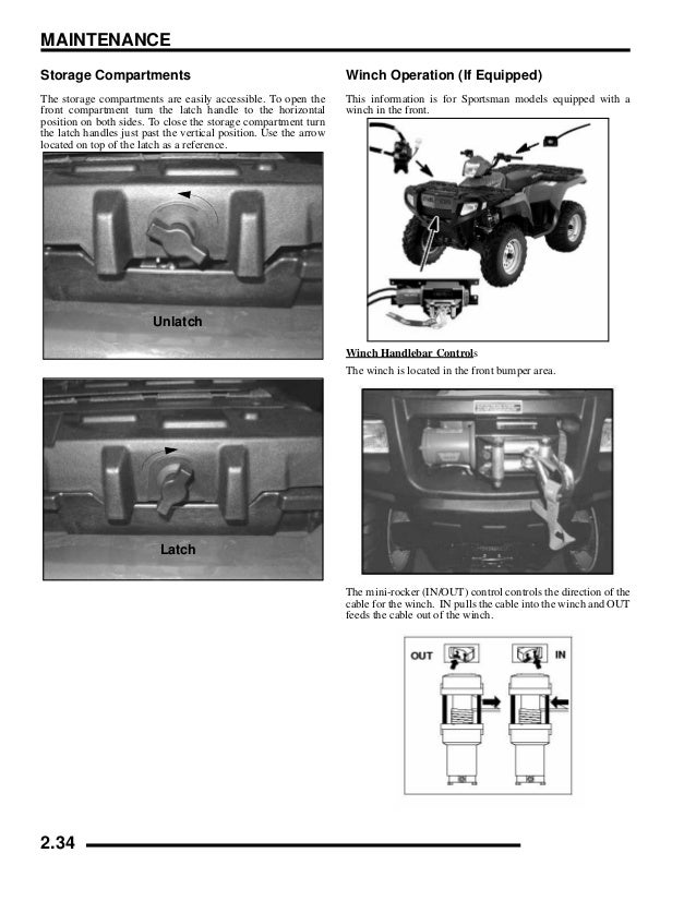 2012 polaris sportsman 500 repair manual