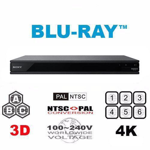 sony ubp-x800 manual usa