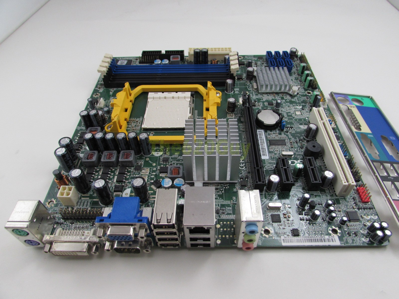 foxconn winfast n15235 motherboard manual