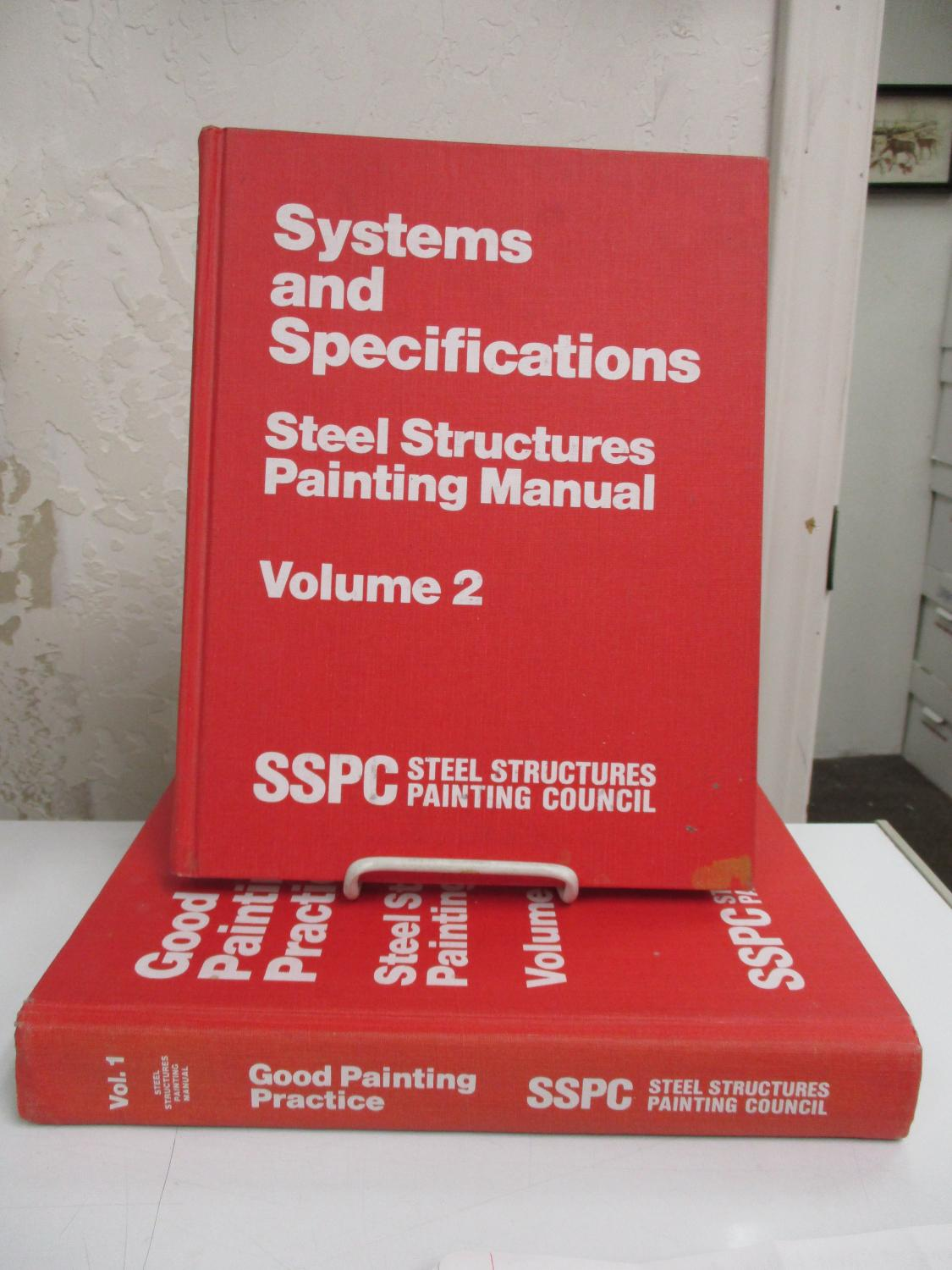 steel structure painting council manual