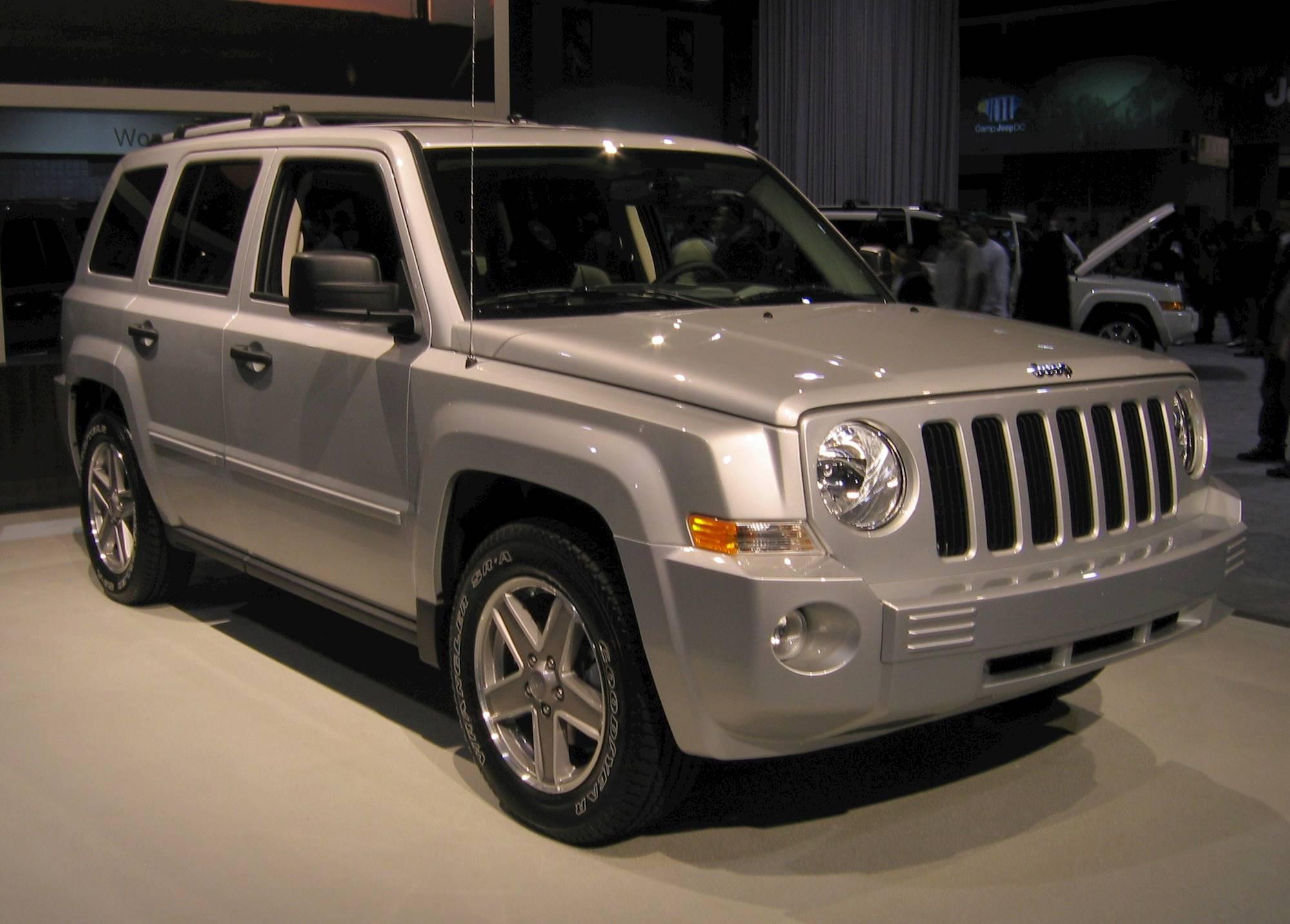 2008 jeep compass sport 2.4 l manual 4wd suv