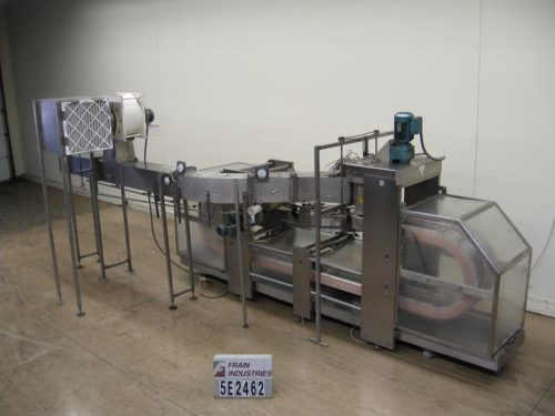 manual rinser & sparger for bottles