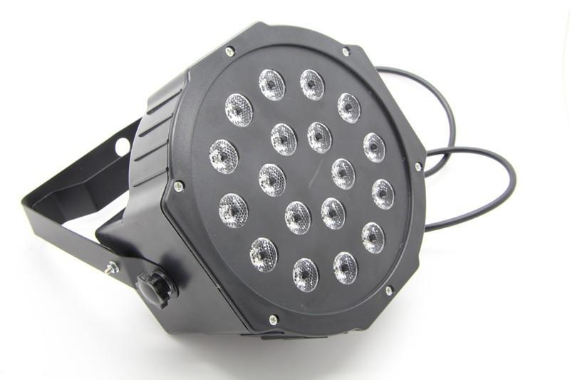 36 3w led rgb floodlight ip65 user manual
