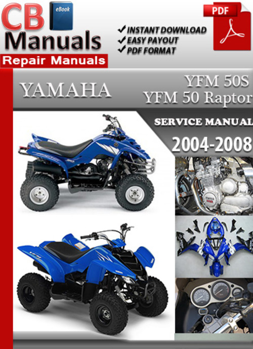 2004 yamaha vino 50 service manual