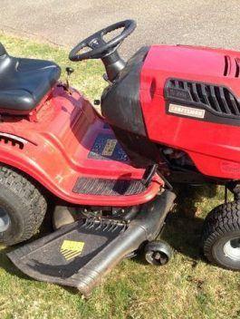 repair manuals for craftsman lawn tractors