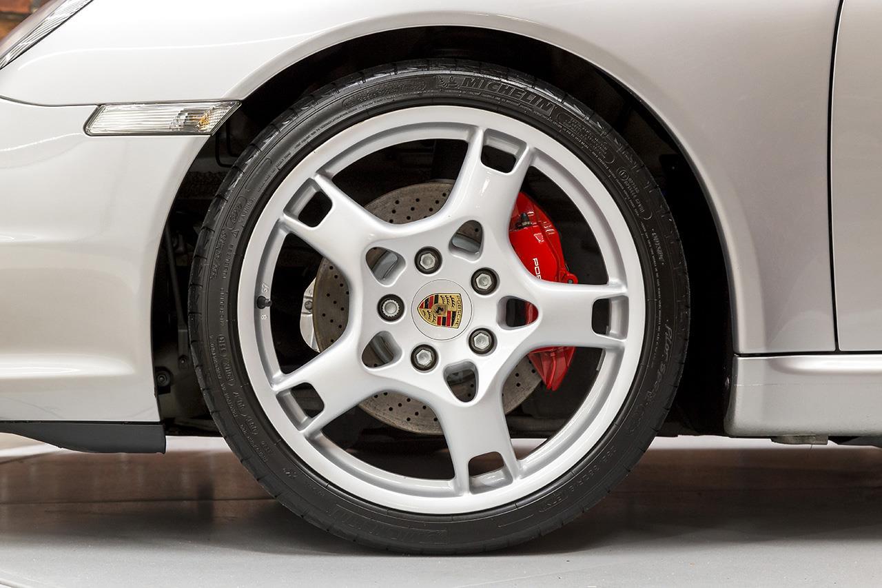 997 carrera s 6 speed manual