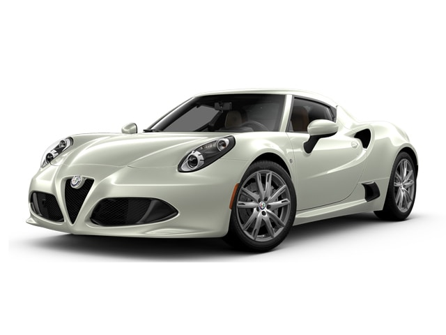 alfa romeo 4c coupe manual