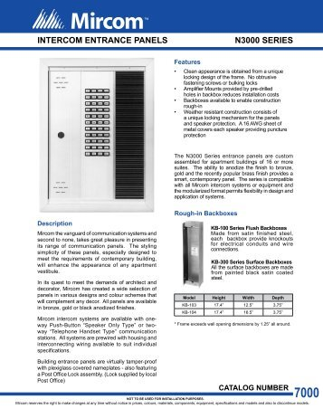 mircom tx3 series manual programming
