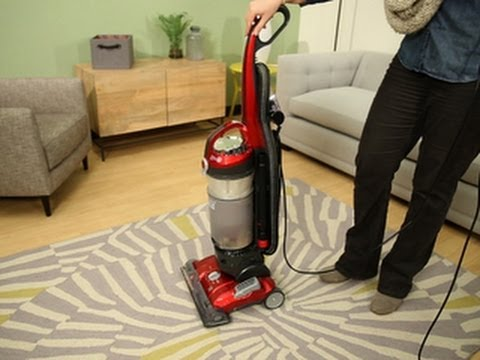 hoover windtunnel 2 bagless manual