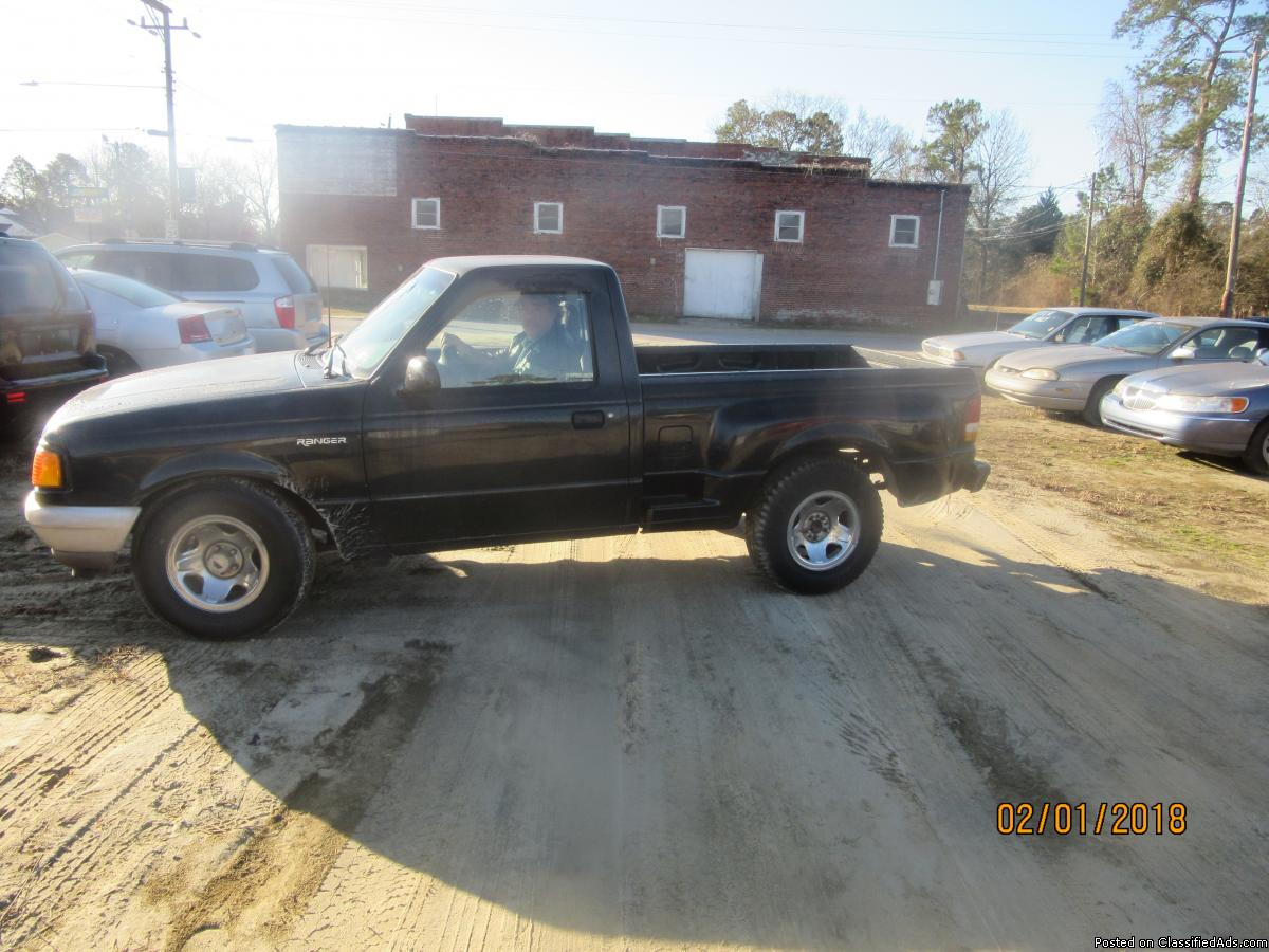 ford ranger manual to power windows