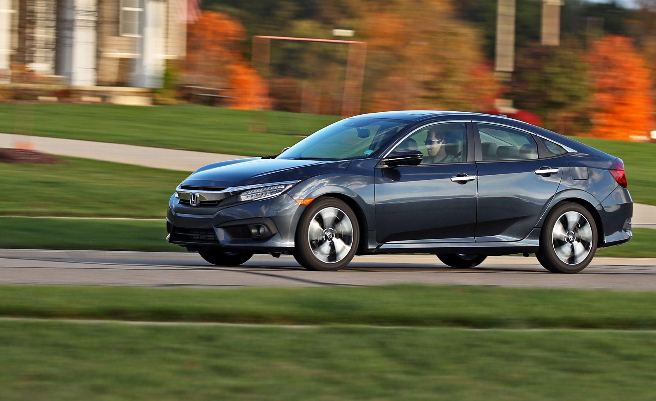 honda civic coupe manual 2016 review