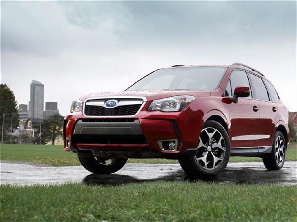 subaru forester xt 2017 manual