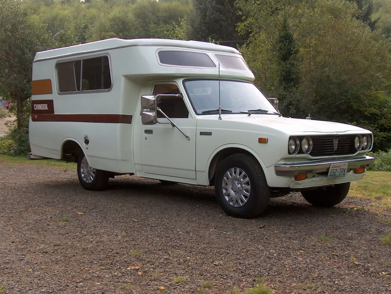 toyota 1977 camper truck manual