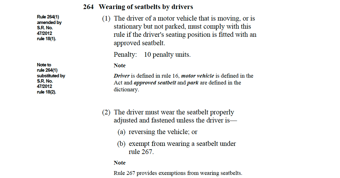 applicable legislature for safety manual alberta