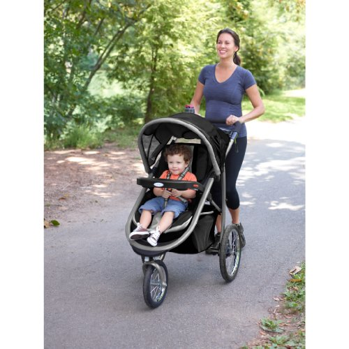 graco fast action fold jogger manual