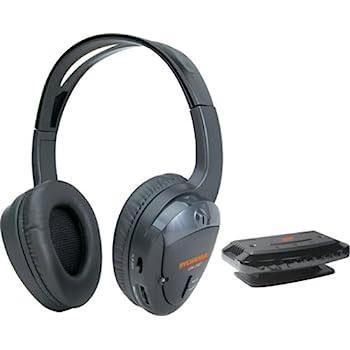 sylvania syl-wh930gb wireless headphones user manual