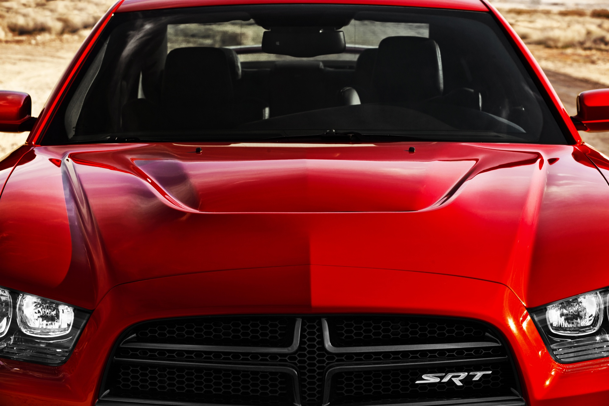 does the dodge charger srt come in manual