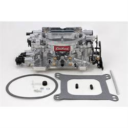 edelbrock 4 barrel carburetor manual