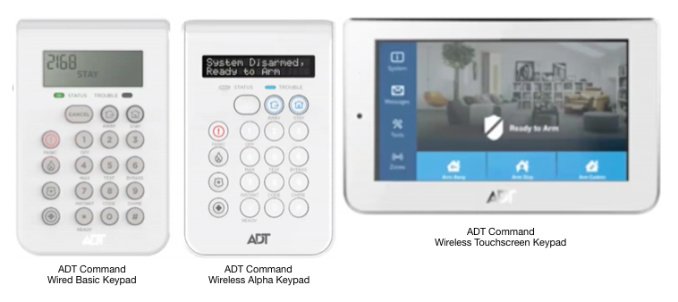 adt home security alarm manual
